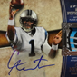 Top 10 Cam Newton Rookie Cards