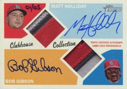 10 Top-Selling 2012 Topps Heritage Baseball Cards 1