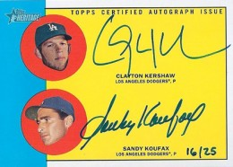 10 Top-Selling 2012 Topps Heritage Baseball Cards 2