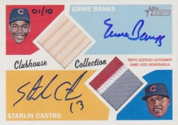 10 Top-Selling 2012 Topps Heritage Baseball Cards 3