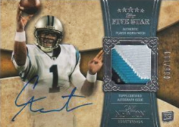 10 Most Valuable 2011 Topps Five Star Football Cards 4