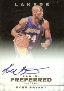 What Are the Most Valuable 2011-12 Panini Preferred Basketball Cards? 6