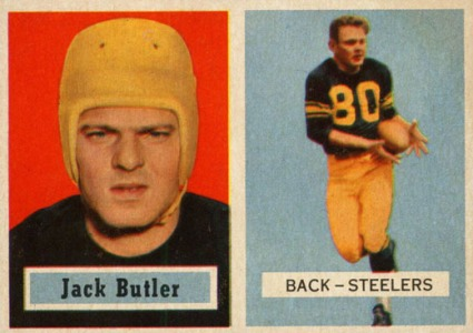 Top Pittsburgh Steelers Rookie Cards of All-Time 12