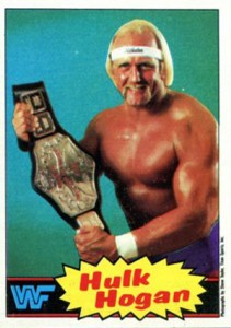 Hulk Hogan Cards and Memorabilia Guide 2