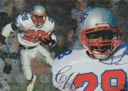 1995 Flair Curtis Martin