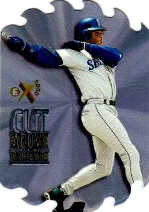 Top 10 Ken Griffey Jr. Baseball Cards of All-Time 6