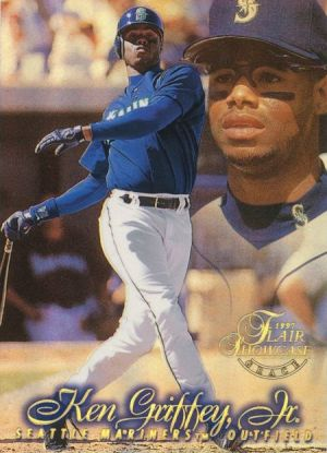Top 10 Ken Griffey Jr. Baseball Cards of All-Time 7