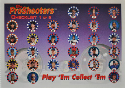 1997 Topps ProShooters Marbles 4