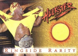 Hulk Hogan Cards and Memorabilia Guide 5
