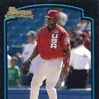 2003 Bowman Draft Picks & Prospects Baseball Cards
