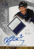 Steven Stamkos Rookie Cards and Autograph Memorabilia Guide