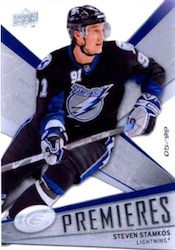 Steven Stamkos Rookie Cards and Autograph Memorabilia Guide 3