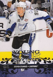 Steven Stamkos Rookie Cards and Autograph Memorabilia Guide 22
