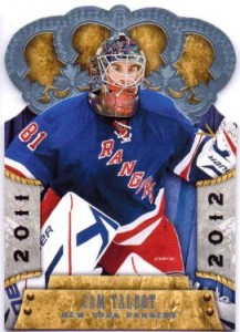 2011-12 Crown Royale Hockey Cards 32