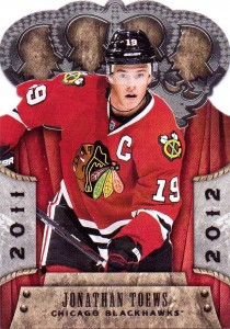 2011-12 Crown Royale Hockey Cards 31