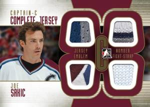 2011-12 In the Game Captain-C Hockey Cards 7