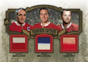 2011-12 In the Game Captain-C Hockey Cards 6