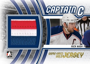 2011-12 In the Game Captain-C Hockey Cards 3