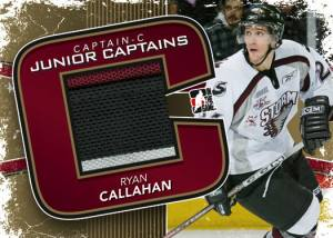 2011-12 In the Game Captain-C Hockey Cards 10