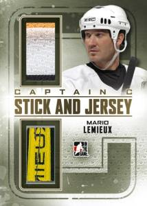 2011-12 In the Game Captain-C Hockey Cards 5