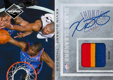 2011-12 Panini Limited Basketball 5