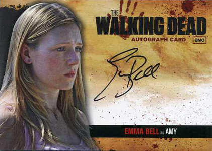 2011 Cryptozoic The Walking Dead Trading Cards 44