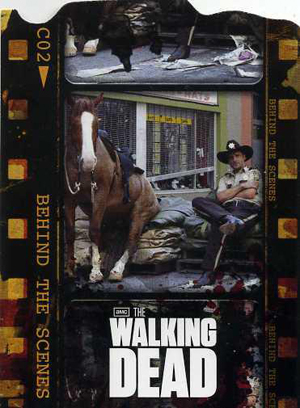 2011 Cryptozoic The Walking Dead Trading Cards 40