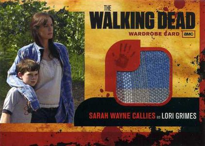 2011 Cryptozoic The Walking Dead Trading Cards 38