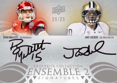 2011 Upper Deck Exquisite Football Cards 6