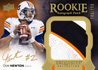2011 Upper Deck Exquisite Football Cards 4