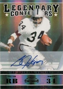 2011 Playoff Contenders Football Short Prints UPDATED 3