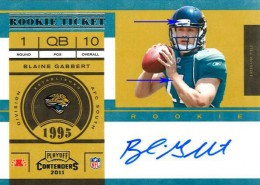 2011 Playoff Contenders Football Rookie Ticket Variation Guide 24