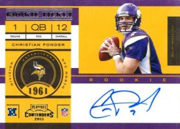 2011 Playoff Contenders Football Rookie Ticket Variation Guide 9