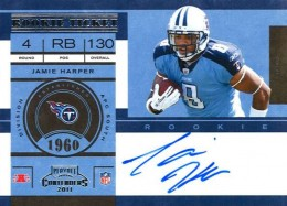 2011 Playoff Contenders Football Rookie Ticket Variation Guide 11