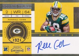 2011 Playoff Contenders Football Rookie Ticket Variation Guide 3