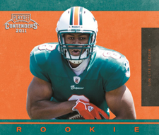 2011 Playoff Contenders Football Rookie Ticket Variation Guide 29