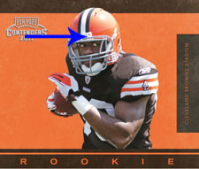 2011 Playoff Contenders Football Rookie Ticket Variation Guide 8