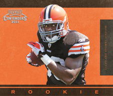 2011 Playoff Contenders Football Rookie Ticket Variation Guide 7