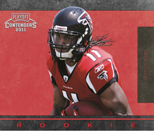 2011 Playoff Contenders Football Rookie Ticket Variation Guide 41