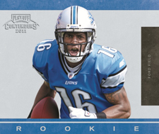 2011 Playoff Contenders Football Rookie Ticket Variation Guide 35