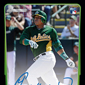 Yoenis Cespedes Autographs Coming From Topps