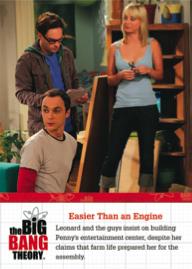 2012 Cryptozoic The Big Bang Theory Trading Cards 5