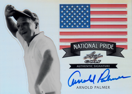 Top Arnold Palmer Golf Cards 13