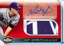 2012 Topps Finest Baseball Cards 9