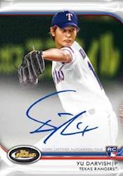 2012 Topps Finest Baseball Cards 4