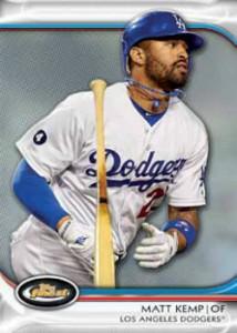 2012 Topps Finest Baseball Cards 3