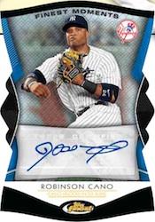2012 Topps Finest Baseball Cards 6
