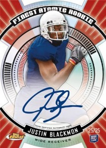 2012 Topps Finest Football Cards 8