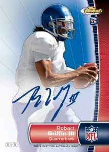 2012 Topps Finest Football Cards 4