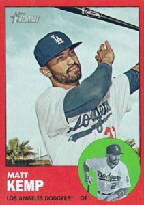 2012 Topps Heritage Variations Short Prints Revealed 10